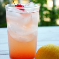 Lemonade with angostura bitters